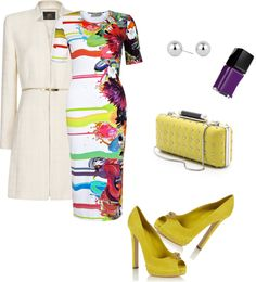 """""""Colorido"""" by m-arandiaf on Polyvore"""