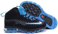58d62f53460dff Buy mens new nike air max ken griffey jr black blue shoes