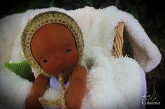 Natalia and David, two babies ready for snuggles – La Chulona Dolls