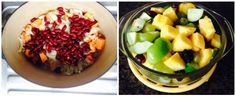 #fruit salad and #turkey #chilli. Super healthy and low fat! Check out my blog post for recipe! Turkey Chilli, Fruit Salad, Food Pictures, Cabbage, About Me Blog, Fat, Lunch, Vegetables, Healthy