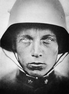 Austrian soldier, ca 1918.