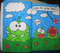 Wreck this Journal by ~NinaStarina on deviantART