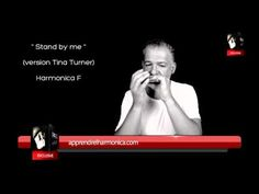 Stand by me - harmonica F - Paul Lassey
