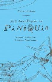 As Aventuras De Pinoquio Ilustrado Carlo Collodi As