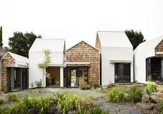 Private village by Andrew Maynard Architects