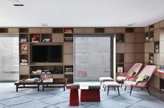 To Redesign Wide and Contemporary Apartment Penthouse wide contemporary apartment penthouse living room