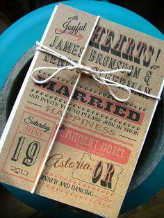 Vos invitations de mariage d'État : invitations de mariage, invitations de mariage unique, personnalisé mariage invite, état du plaisir