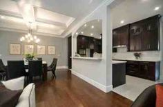 Dining rooms, Kitchens and Larger