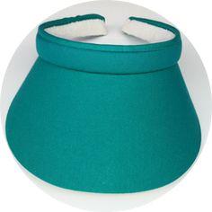 Emerald Clip On Mid sun visor