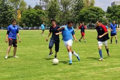 Jornada 2 de la liga Universitaria de futbol 8 en la UAA ~ Ags Sports