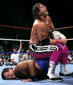 bret hart and jerry lawler