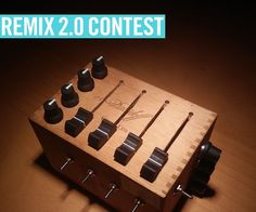 Custom Arduino MIDI Controller : 14 Steps (with Pictures) - Instructables Pi Projects, Arduino Projects, Diy Electronics, Electronics Projects, Arduino Audio, Arduino Programming, Linux, E Drum, Hot Toys Iron Man