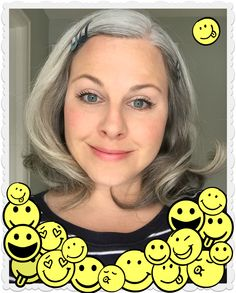 How Bourgeois: When You've Got the Gray Hair Blues. My 4 Top Tips for Getting Through the Hard Times!