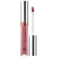 Liquid Lipstick - Anastasia Beverly Hills | Sephora  Dusty Rose color