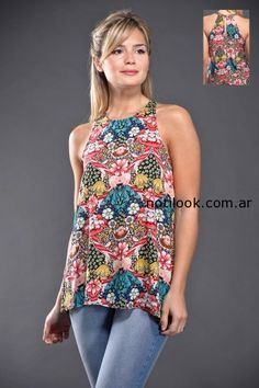 Discover recipes, home ideas, style inspiration and other ideas to try. Floral Fashion, Trendy Fashion, Modelos Fashion, Casual Outfits, Fashion Outfits, Feminine Style, Cute Shirts, Fashion Pictures, Clothes For Women