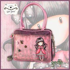 Παντού μαζί με το λαπτοπ μου! GORJUSS τσάντα για laptop από τη Graffiti!  Διαθέσιμη σε τρία χρώματα ->  http://graffiti.gr/…/products_by_s…/50/1/santoros-gorjuss/36 #graffitisa #gorjuss #pink