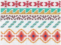 Native American motifs