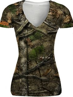 "Women's ""Skull Camo"" Tee by Lethal Angel (Green) #inkedshop #skullcamo #green #skulltee #graphictee #fashion #camo"