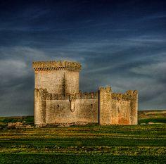 Castillo de Villalonso en Zamora // Villalonso Castle, Zamora, Spain