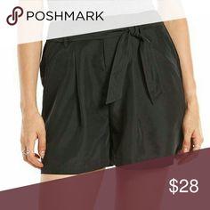 Elle Black Paper Bag Shorts Elle Black Paper Bag Shorts. NWT.  NO Trade or PP  Offers Considered  Bundle discounts Elle Shorts