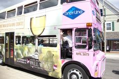 It's back for 2013! Wolfville Magic Winery Bus starts August 2