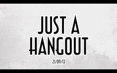 Just a Hangout - EMVB - Emerson Martins Video Blog 2013