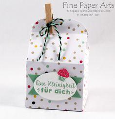 Fine Paper Arts | Kreative Papier-Ideen rund um Stampin' up! aus Altlußheim im Rhein-Neckar-Kreis