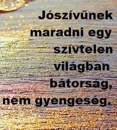 Jószívűnek... Quotations, Qoutes, Funny Quotes, Life Quotes, Facebook Quotes, God First, English Quotes, Einstein, Periodic Table
