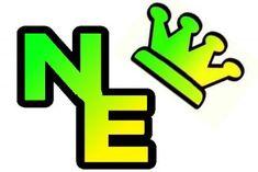 Yeşil Sarı NE Sembol Şeffaf Clan Simge - KoSembol.NET