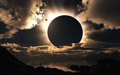 Did you see the Eclipse this morning? Share your photos with us! Via Collective Evolution​: Solar Eclipse On The Equinox: A Powerful Catalyst for New Beginnings. Moon Shadow, Eclipse Lunar, Solar Eclipse, Full Eclipse, Eclipse Time, Cool Pictures, Cool Photos, Beautiful Pictures, Night Pictures