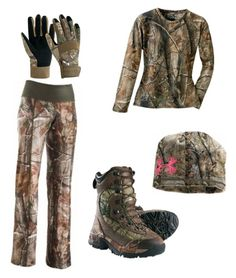"""Hunting gear"" by taylor-rebecca-hensley on Polyvore"