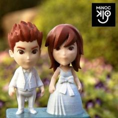 3D Printed Personalized Figurines, Minockio: http://3dprint.com/3735/minockio-3d-print/