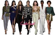 NYFW 2017: As tendências das passarelas, pra gente levar pra vida real! - Fashionismo
