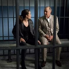 """""""As seen in the exclusive trailer for the new season above, Red faces consequences for his crimes. Because Liz and the task force must… James Spader Blacklist, The Blacklist, Megan Boone, Everybody Love Raymond, Red Face, Famous People, Crime, Tv Shows, Fandoms"""