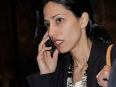 """It has been learned that the sister of Huma Abedin (Heba Abedin), like Huma, has served on the Editorial Board of the Institute of Muslim Minority Affairs (IMMA) as an Assistant Editor; Heba continues to serve in that capacity after Huma left in late 2008 to work for Hillary Clinton at the State Department. Please note that in 2002, Heba was referred to on the IMMA website as """"Heba A. Khaled"""" and not by her familial last name."""