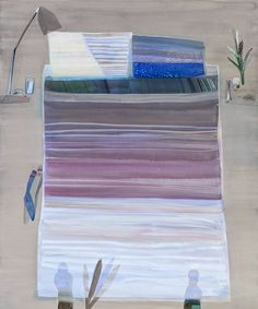 Emily Ferretti, Together 2014, oil on linen 182 x152 cm