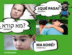 Ma koré? / ¿Qué pasa? https://www.facebook.com/aprendehebreoo
