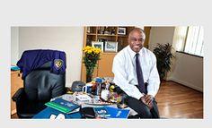 University of Baltimore President, Kurt L. Schmoke, former Mayor of Baltimore, MD and former Dean of the Howard University Law School - a Baltimore native.