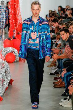 Katie Eary Spring Summer 2017 Primavera Verano #Menswear #Trends #Tendencias #Moda Hombre - F.Y!