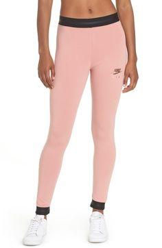 New Nike Sportswear Air Leggings - Fashion Women Activewear online shopping - Allfashiondress Mesh Yoga Leggings, Camouflage Leggings, Crop Top And Leggings, Leggings Sale, How To Wear Leggings, Nike Leggings, Sports Leggings, Workout Leggings, Printed Leggings