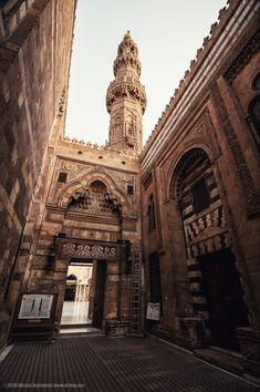 Islamic Architecture, Art And Architecture, Classical Architecture, Old Egypt, Cairo Egypt, Egypt Travel, Africa Travel, Islamic World, Islamic Art