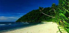 Pantai Pasir Enam Jayapura Tempat Wisata Favorit Wisatawan