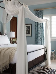 Blue Bedroom Design, Pictures, Remodel, Decor and Ideas -