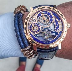 Dewitt Tourbillon