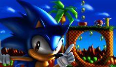 Sonic's Green Hill by Default-Deviant on DeviantArt