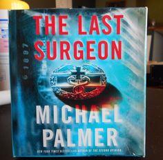 The Last Surgeon by Michael Palmer / 9CD Audio Book Unabridged in Books, Audiobooks   eBay