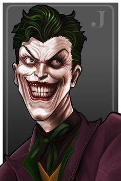 DC Comics / joker /harley queen #dc #joker #harley #queen #batman #robin - Minus.com