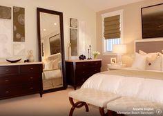 Dark Wood Bedroom Furniture Design, Pictures, Remodel, Decor and Ideas Dark Wood Bedroom Furniture, Furniture Layout, Furniture Design, Furniture Ideas, Furniture Outlet, Discount Furniture, Cream Furniture, Furniture Websites, Inexpensive Furniture