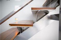 aluminium-stair