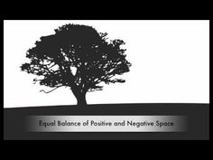 Positive and Negative Space  For first person point of view v. third person point of view writing sample